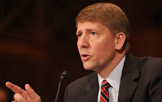 Cordray letter to house financial services committee