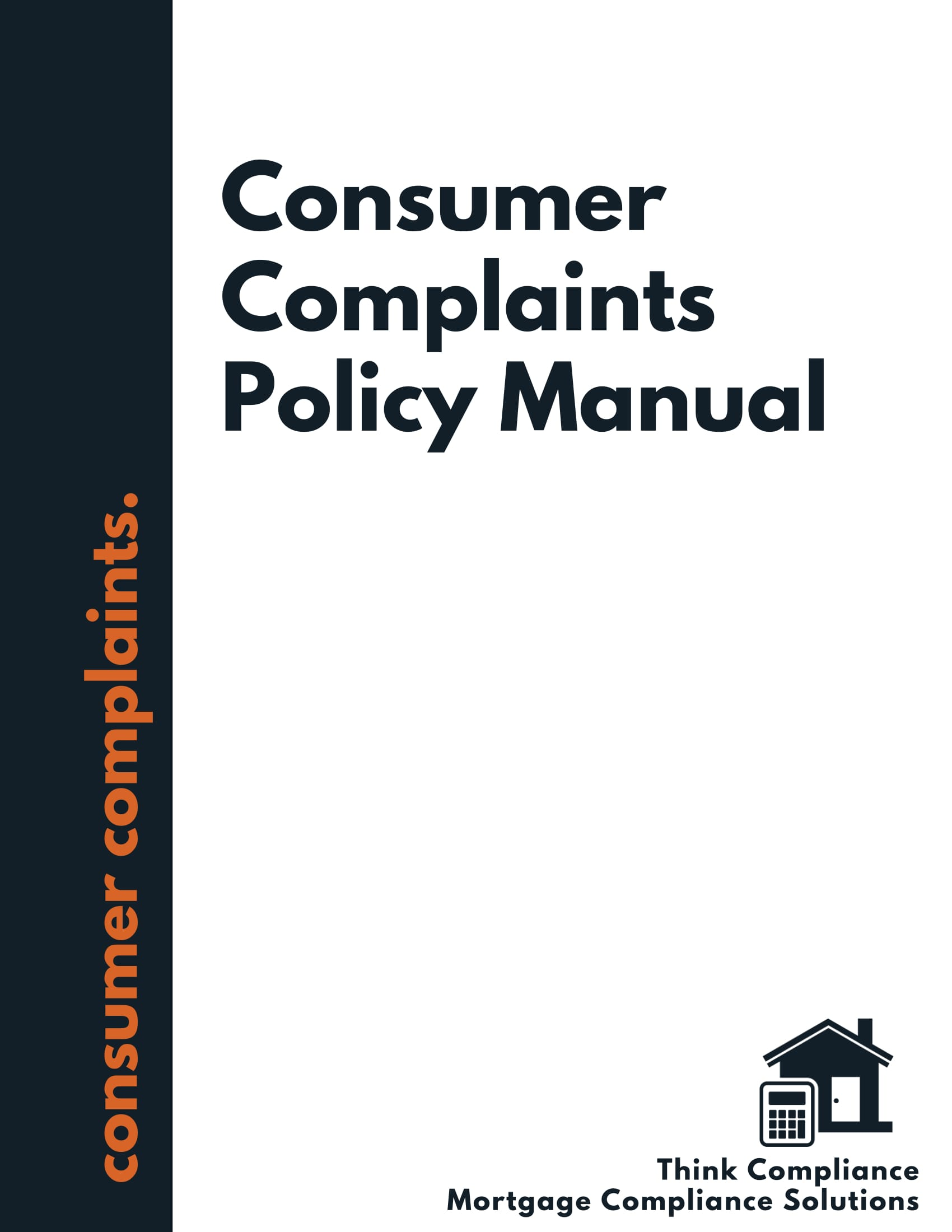 compliance policy and procedures manual